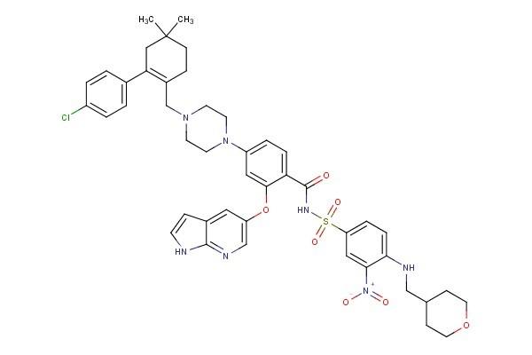 Venetoclax; ABT-199; ABT 199; GDC-0199