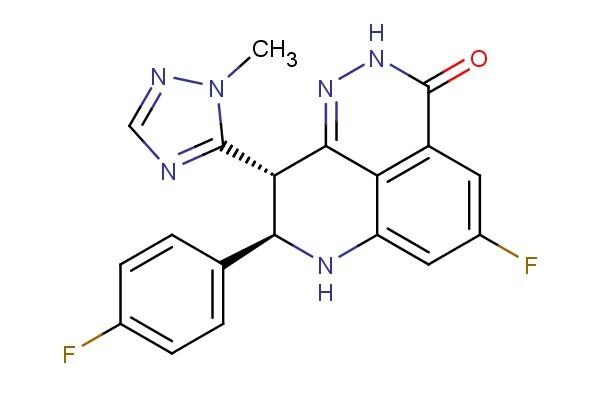 Talazoparib (8R,9S); BMN-673 8R,9S