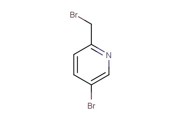 5-bromo-2-(bromomethyl)pyridine