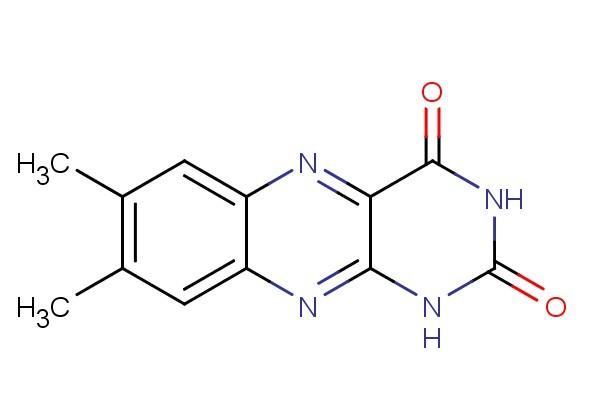 7,8-dimethylbenzo[g]pteridine-2,4(1H,3H)-dione