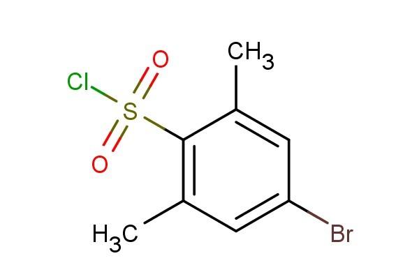 4-bromo-2,6-dimethylbenzene-1-sulfonyl chloride