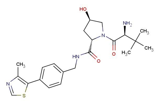 ULM-1(MDK7526; (S,R,S)-AHPC; Protein degrader 1)