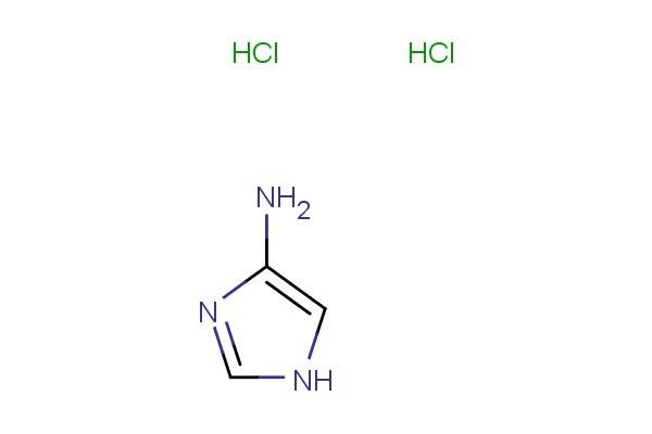 1H-imidazol-4-amine dihydrochloride