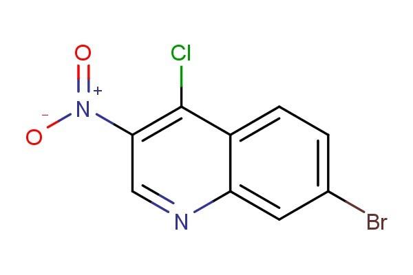 7-bromo-4-chloro-3-nitroquinoline