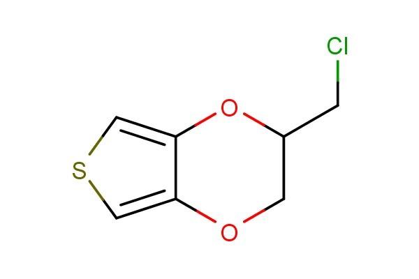 2-(chloromethyl)-2,3-dihydrothieno[3,4-b][1,4]dioxine