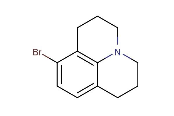 8-bromo-2,3,6,7-tetrahydro-1H,5H-pyrido[3,2,1-ij]quinoline