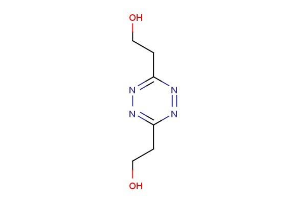 2,2'-(1,2,4,5-tetrazine-3,6-diyl)bis(ethan-1-ol)