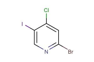 2-bromo-4-chloro-5-iodopyridine