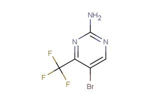 5-bromo-4-(trifluoromethyl)pyrimidin-2-amine