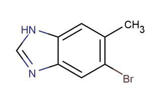 5-bromo-6-methyl-1H-benzo[d]imidazole