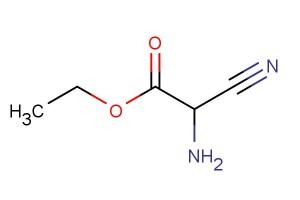 ethyl 2-amino-2-cyanoacetate