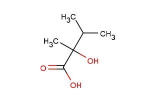 2-hydroxy-2,3-dimethylbutanoic acid