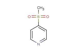 4-(methylsulfonyl)pyridine