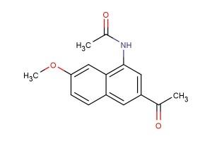 N-(3-acetyl-7-methoxynaphthalen-1-yl)acetamide