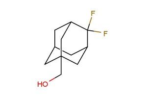 (4,4-difluoroadamantan-1-yl)methanol