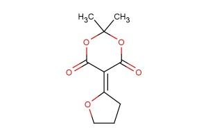 2,2-dimethyl(2-tetrahydrofurylidene)-1,3-dioxane-4,6-dione