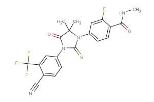 Enzalutamide; MDV3100; MDV 3100