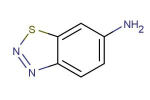 benzo[d][1,2,3]thiadiazol-6-amine