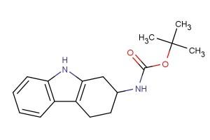 tert-butyl 2,3,4,9-tetrahydro-1H-carbazol-2-ylcarbamate