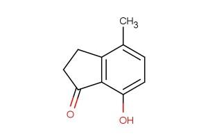 7-hydroxy-4-methyl-1-indanone
