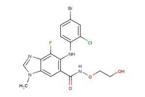 Selumetinib; AZD6244; ARRY-142886