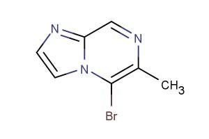 5-bromo-6-methylimidazo[1,2-a]pyrazine