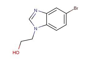 2-(5-bromo-1H-benzo[d]imidazol-1-yl)ethanol