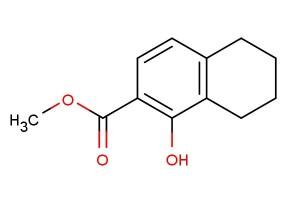 methyl 1-hydroxy-5,6,7,8-tetrahydronaphthalene-2-carboxylate