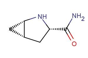 (1S,3S,5S)-2-azabicyclo[3.1.0]hexane-3-carboxamide