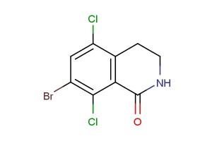 7-bromo-5,8-dichloro-3,4-dihydroisoquinolin-1(2H)-one