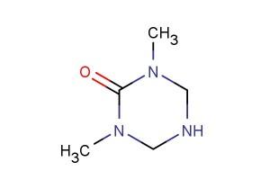 1,3-dimethyl-1,3,5-triazinan-2-one
