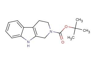tert-butyl 3,4-dihydro-1H-pyrido[3,4-b]indole-2(9H)-carboxylate