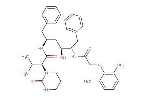 Lopinavir; ABT-378