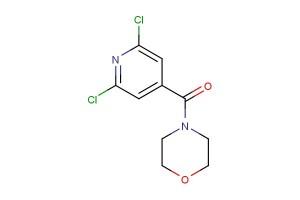 (2,6-dichloropyridin-4-yl)(morpholino)methanone