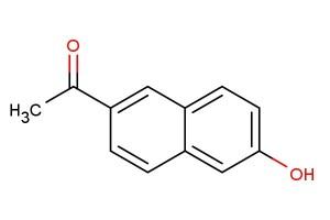 1-(6-hydroxynaphthalen-2-yl)ethanone