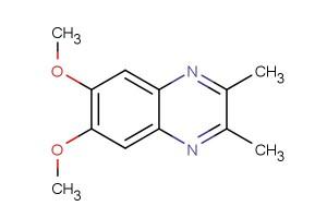 6,7-dimethoxy-2,3-dimethylquinoxaline