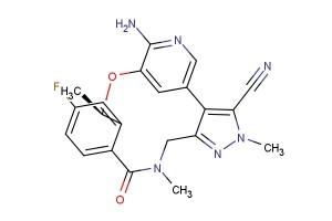 Lorlatinib; PF0643922;PF-06463922