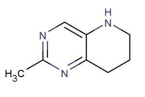 2-methyl-5,6,7,8-tetrahydropyrido[3,2-d]pyrimidine