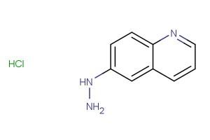 6-hydrazinylquinoline hydrochloride