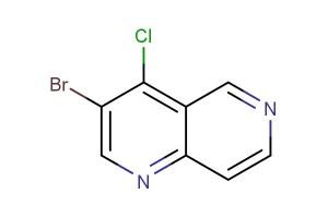 3-bromo-4-chloro-1,6-naphthyridine