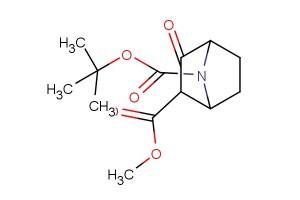 7-tert-butyl 2-methyl 3-oxo-7-azabicyclo[2.2.1]heptane-2,7-dicarboxylate