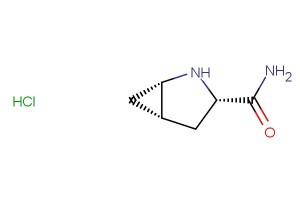 (1S,3S,5S)-2-azabicyclo[3.1.0]hexane-3-carboxamide hydrochloride
