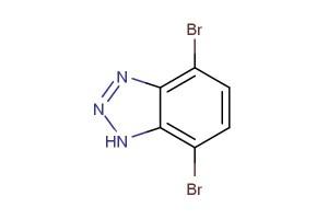 4,7-dibromo-1H-benzo[d][1,2,3]triazole