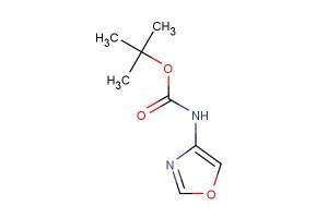 tert-butyl N-(1,3-oxazol-4-yl)carbamate