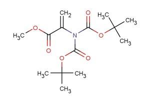 methyl 2-{bis[(tert-butoxy)carbonyl]amino}prop-2-enoate