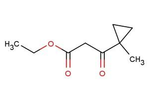 ethyl 3-(1-methylcyclopropyl)-3-oxopropanoate