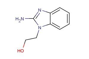 2-(2-amino-1H-benzo[d]imidazol-1-yl)ethanol