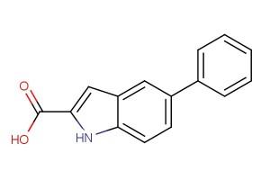 5-phenyl-1H-indole-2-carboxylic acid