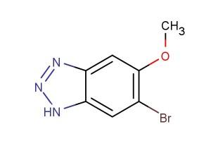 6-bromo-5-methoxy-1H-benzo[d][1,2,3]triazole