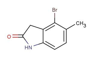 4-bromo-5-methylindolin-2-one